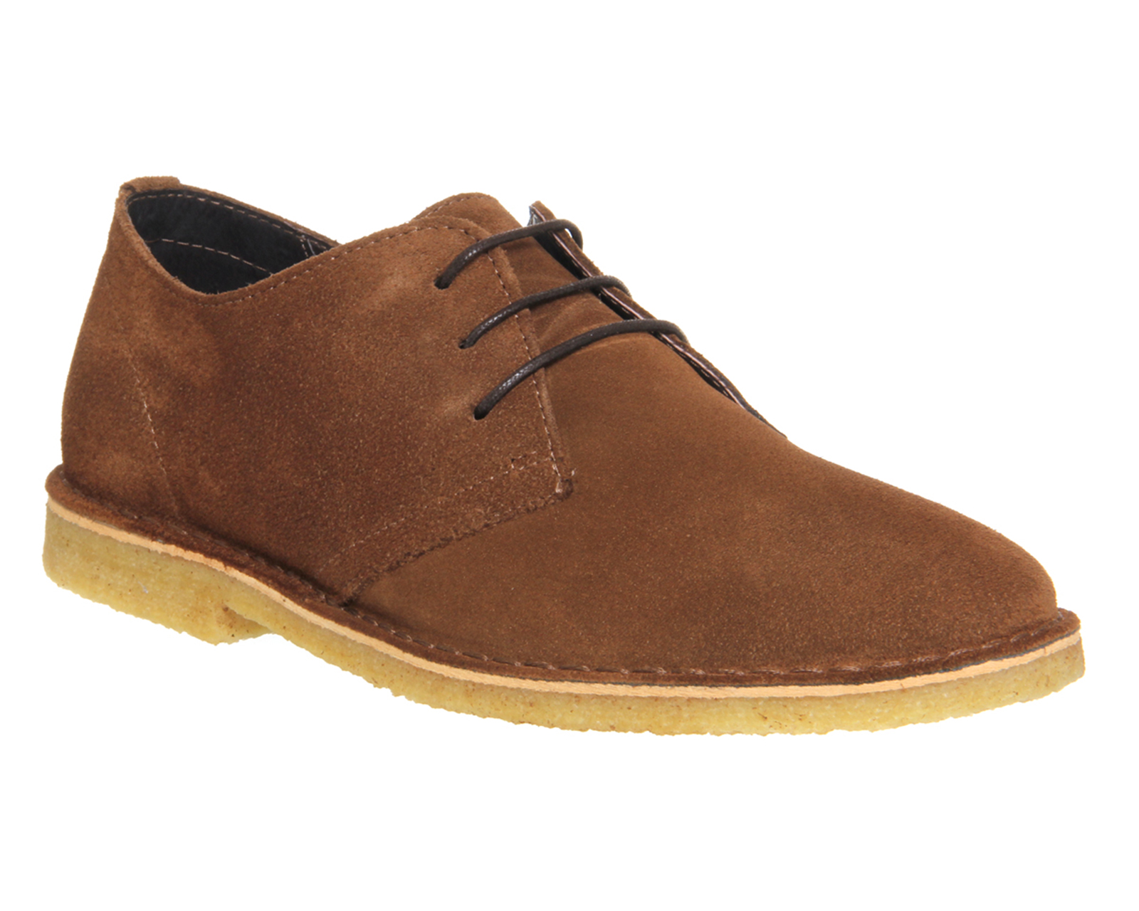 Mens Ask the Missus Arizona Desert Shoes COLA SUEDE Casual ...