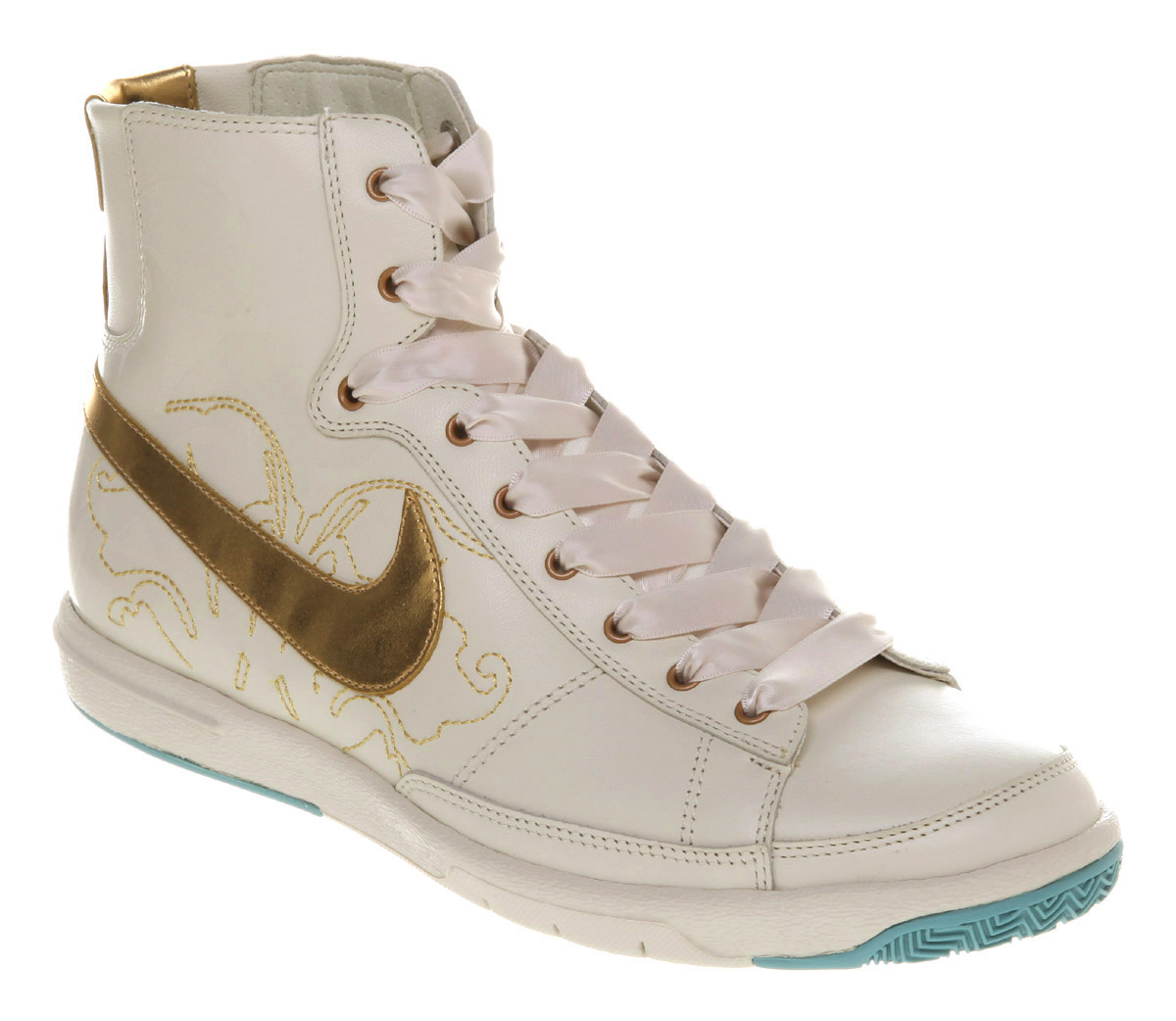 nike dunk sb autruche - Womens Nike Blazer Mid (g) Buff Gold Trainers Shoes | eBay