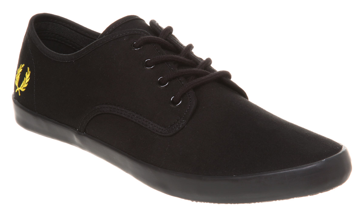 Fred Perry Canvas Shoes Women