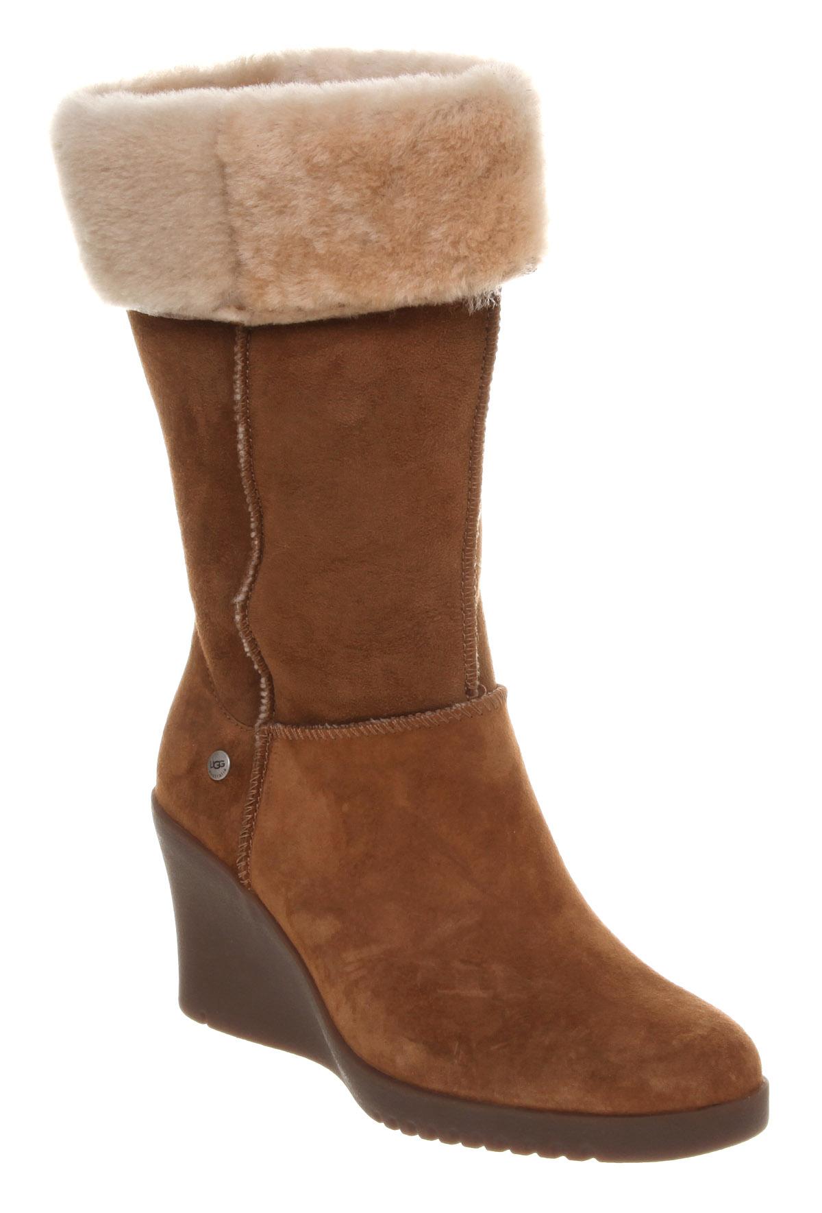 womens ugg australia joslyn chestnut boots