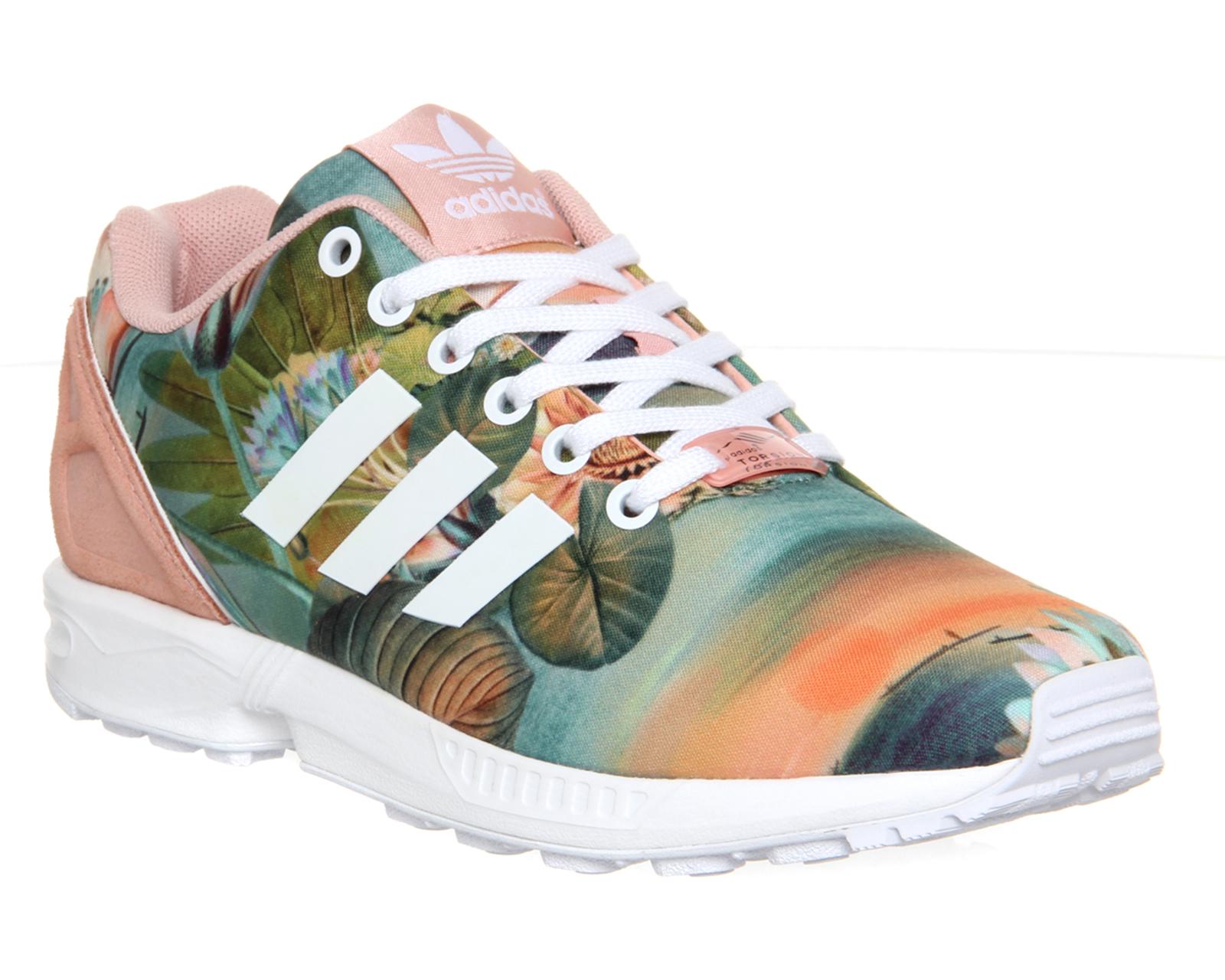 Adidas Flux Beach Print