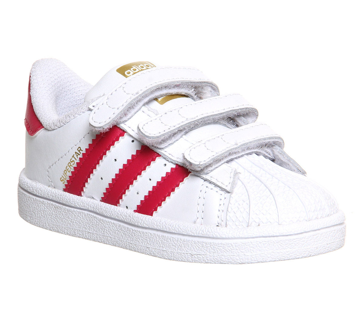 superstar adidas neonato