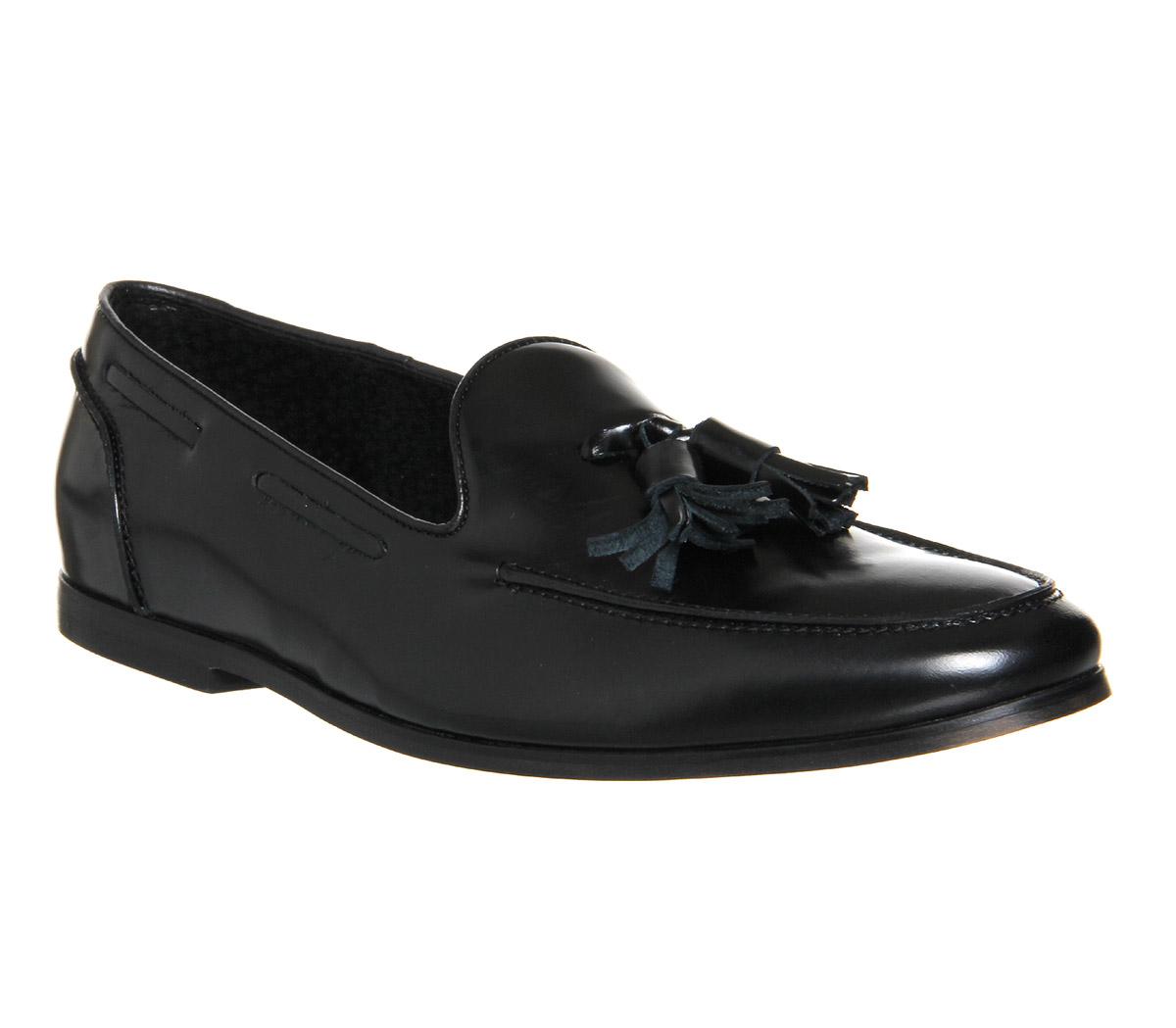 Black Formal Mens Shoes Uk