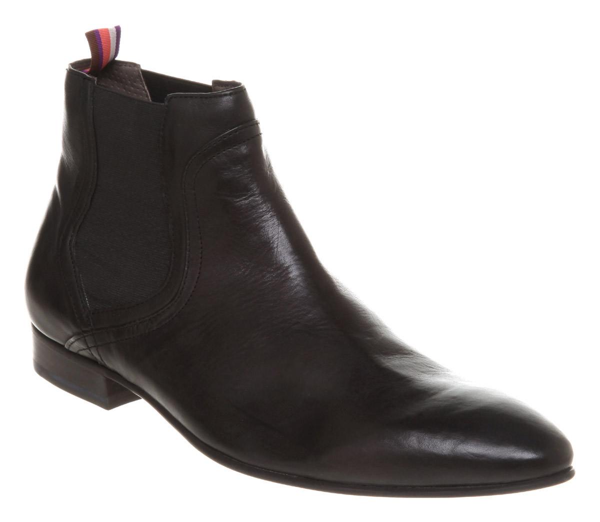mens ted baker enapay chelsea boot black leather boots ebay