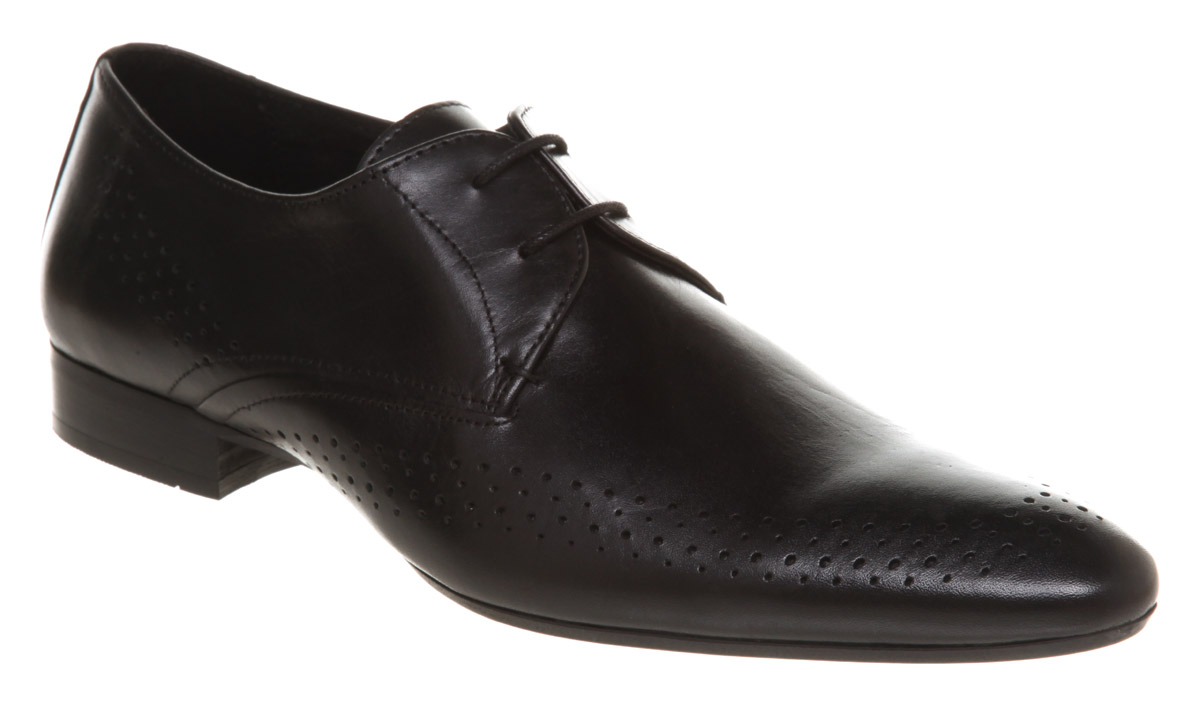 Mens-H-By-Hudson-Ss11-Vice-Perforated-Gibs-Black-Leather-Formal-Shoes