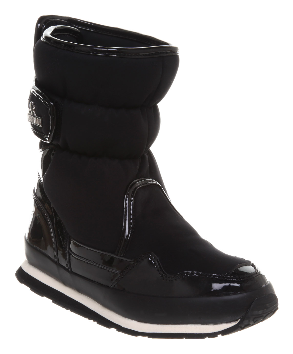 Innovative Sporto Womens Rain Boots Winter Pack Boots Duck Boots Winnie Black