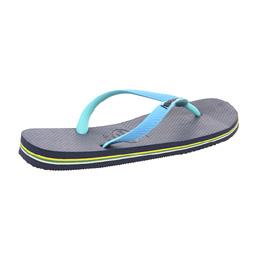 927af92fd Mens-Havaianas-Brasil-Mix-NAVY-BLUE-TURQUOISE-Sandals thumbnail