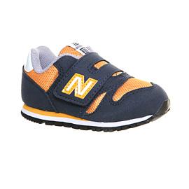 new balance kids velcro. kids new balance 373 velcro 4-9 navy yellow v