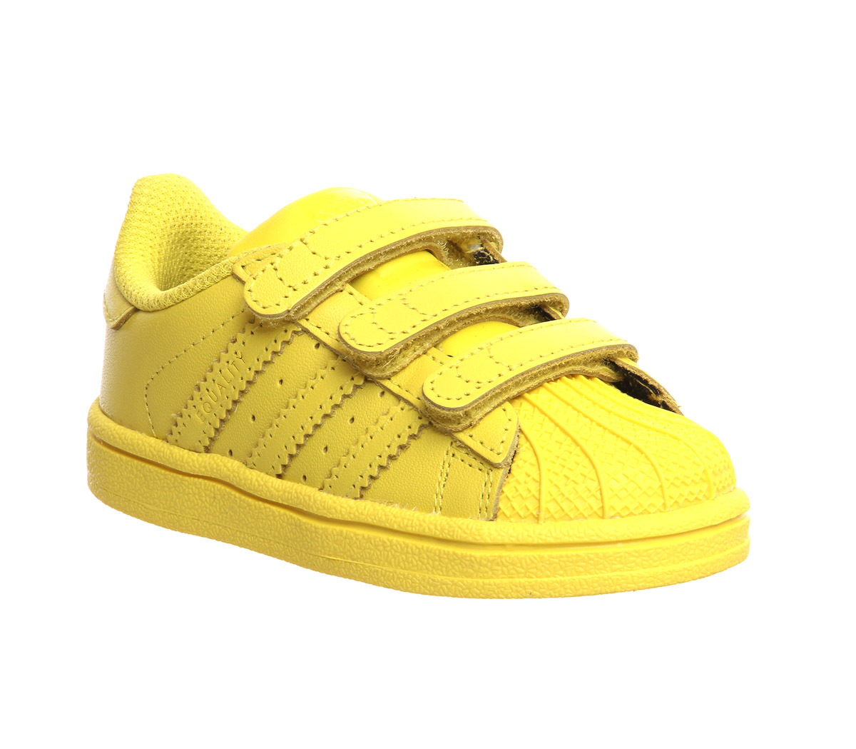 ... kids adidas superstar yellow . f111790e5