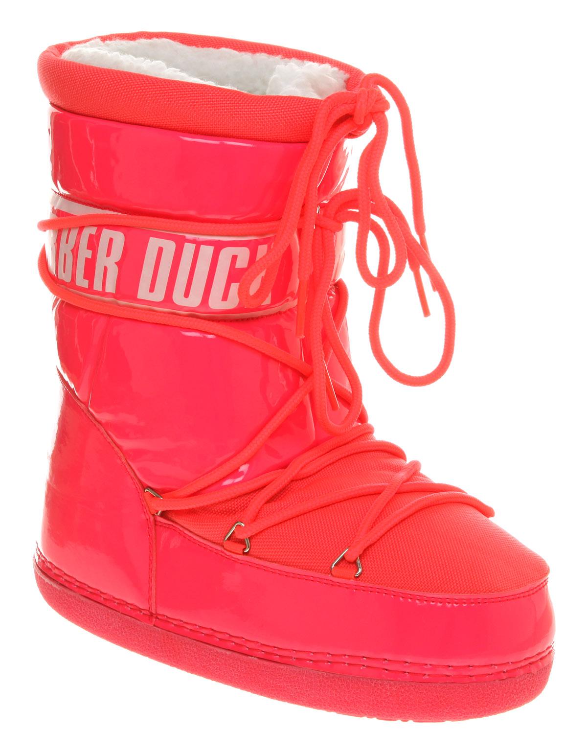 Moon boots rubber duck