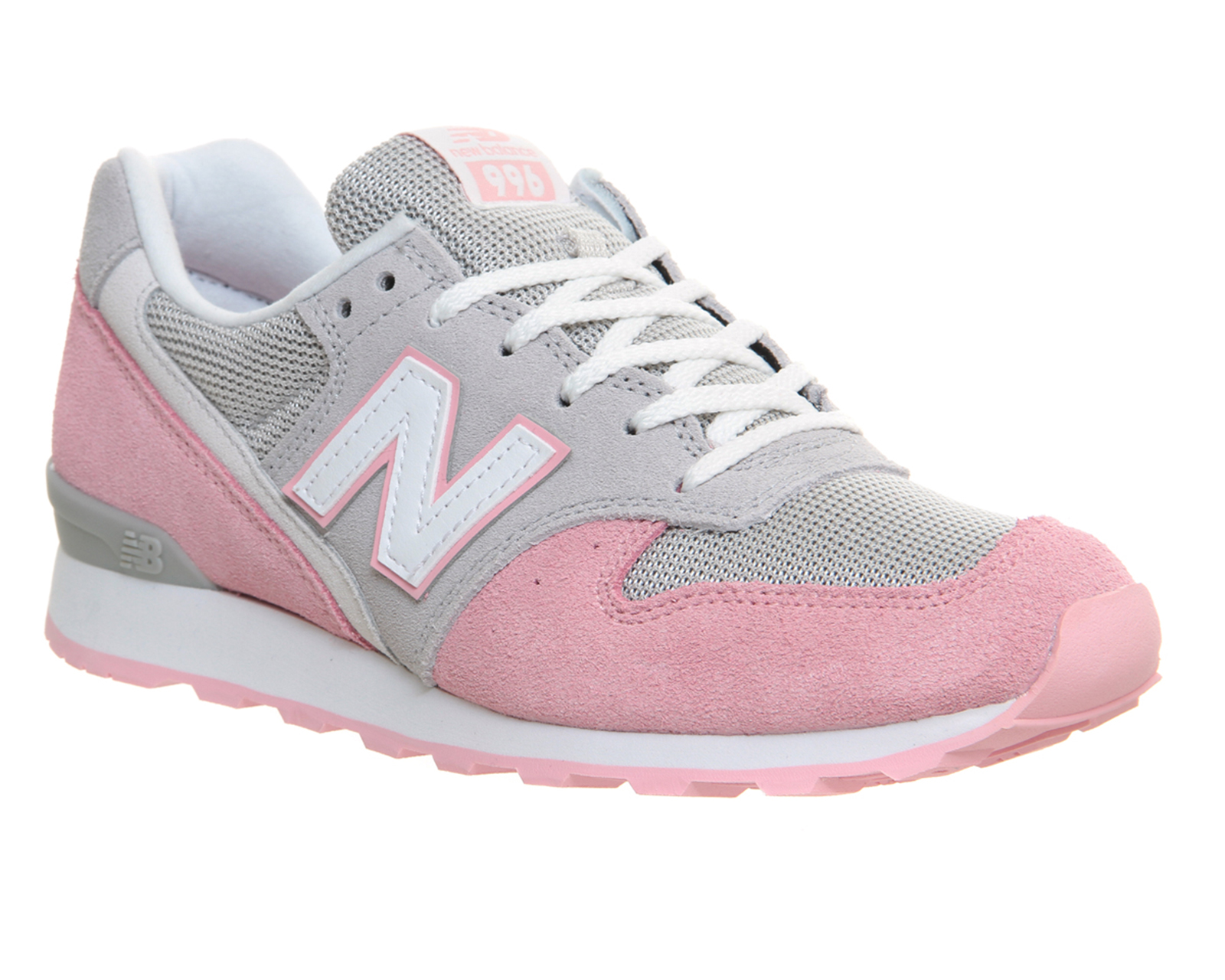 new balance 996 bleu rose