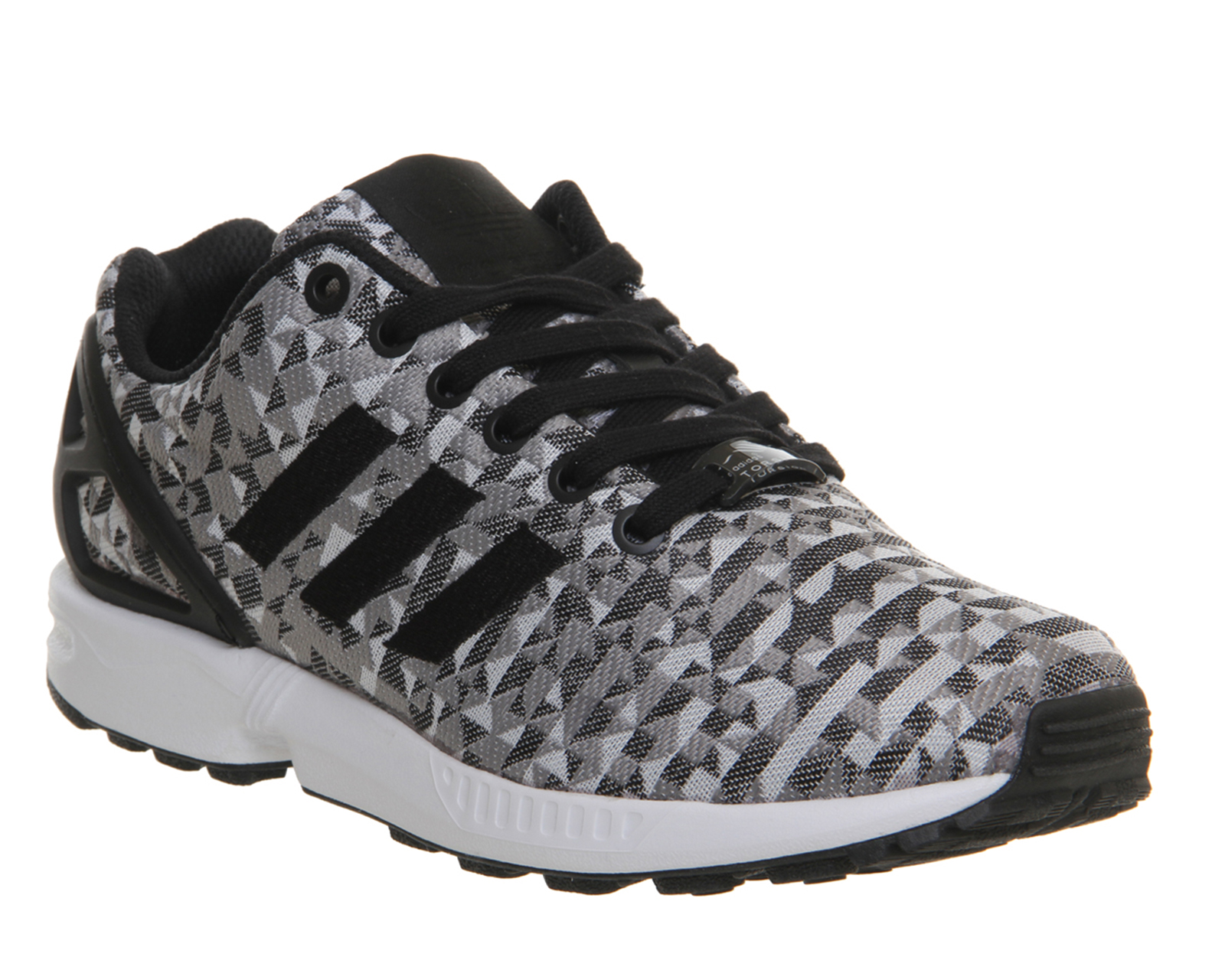 adidas damen zx flux grey