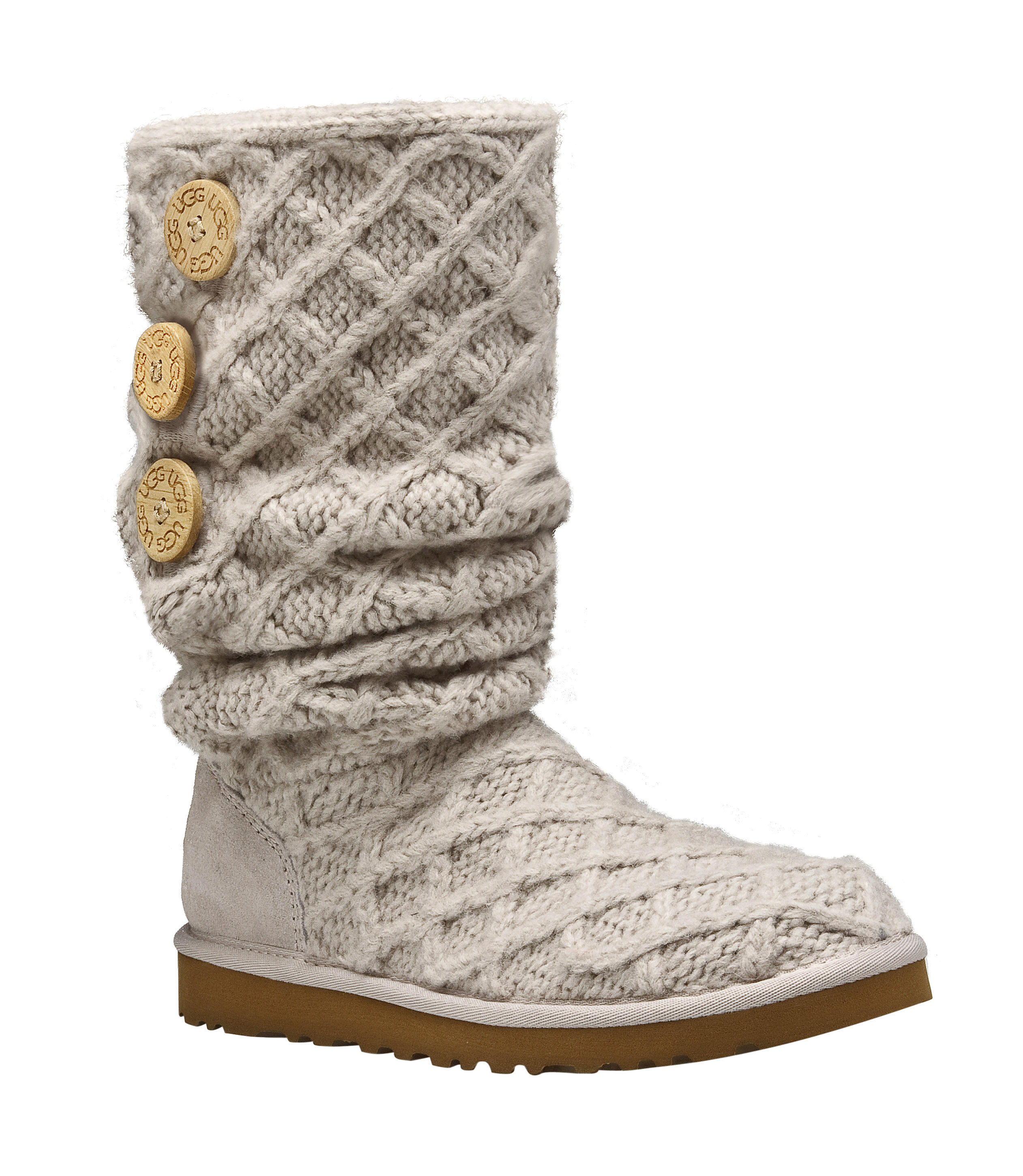 uggs knit boots cheap