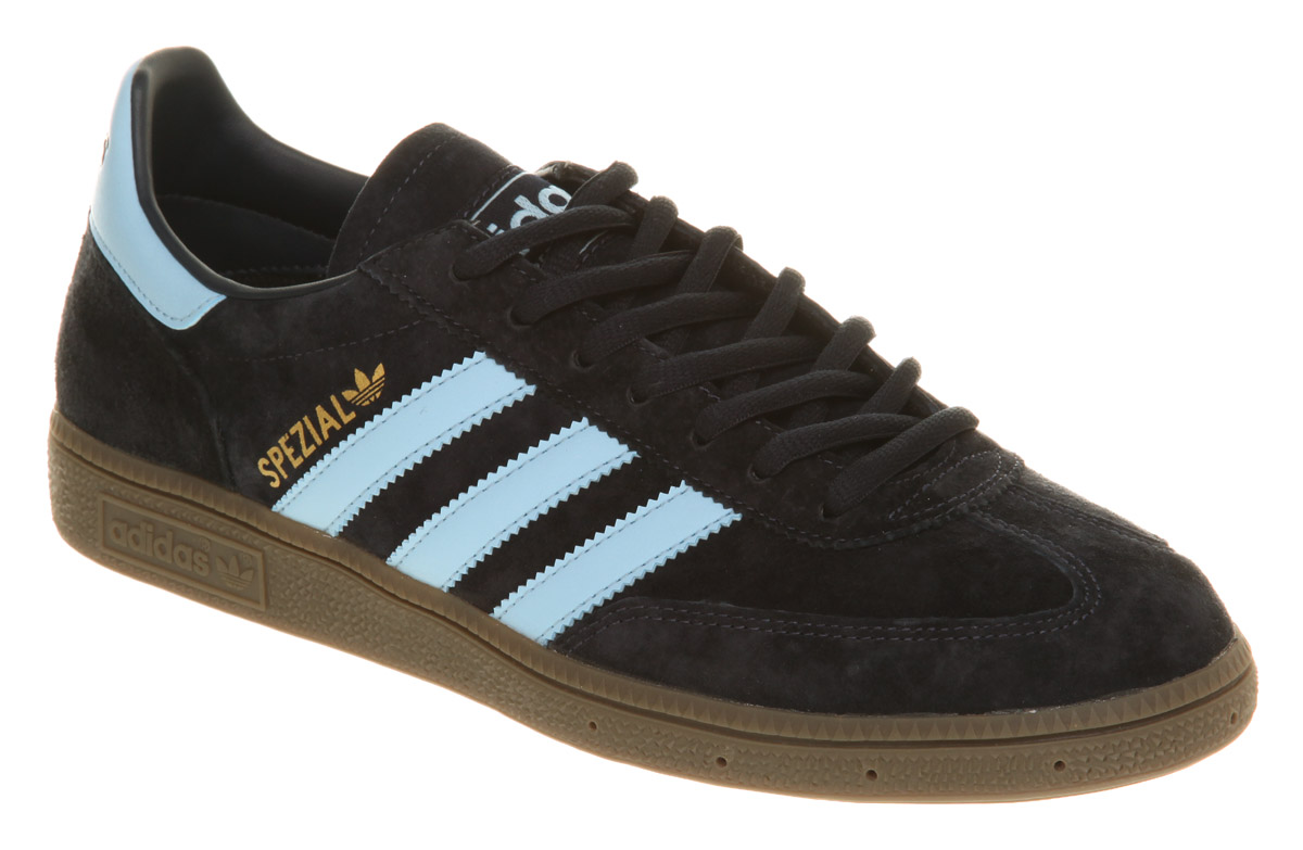 adidas handball spezial navy arg blue trainers shoes ebay. Black Bedroom Furniture Sets. Home Design Ideas