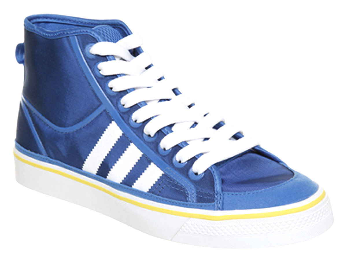 Nizza Hi Shoes Adidas