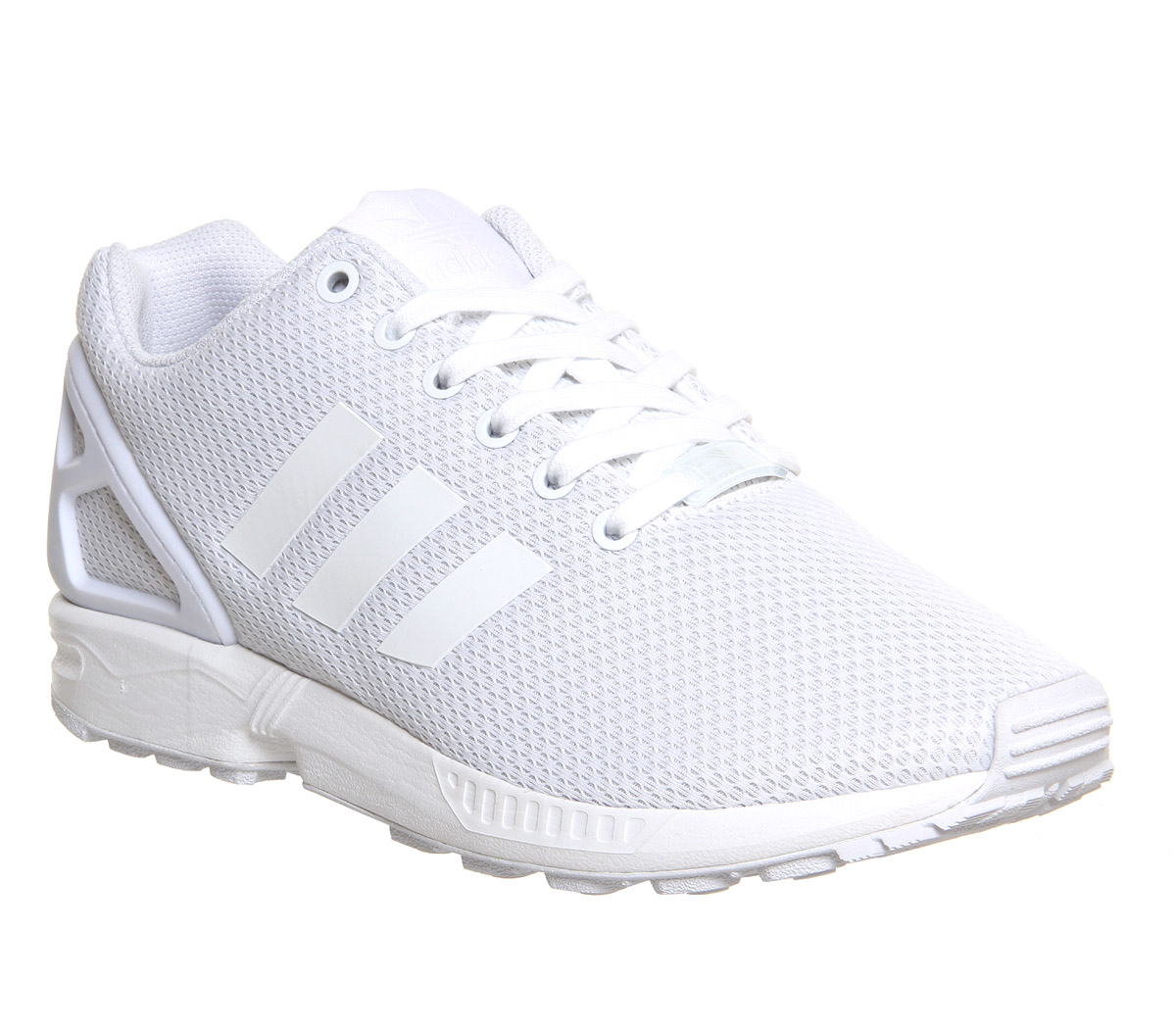 pretty nice 7e673 1ea77 Adidas Zx Flux All White Mens wallbank-lfc.co.uk