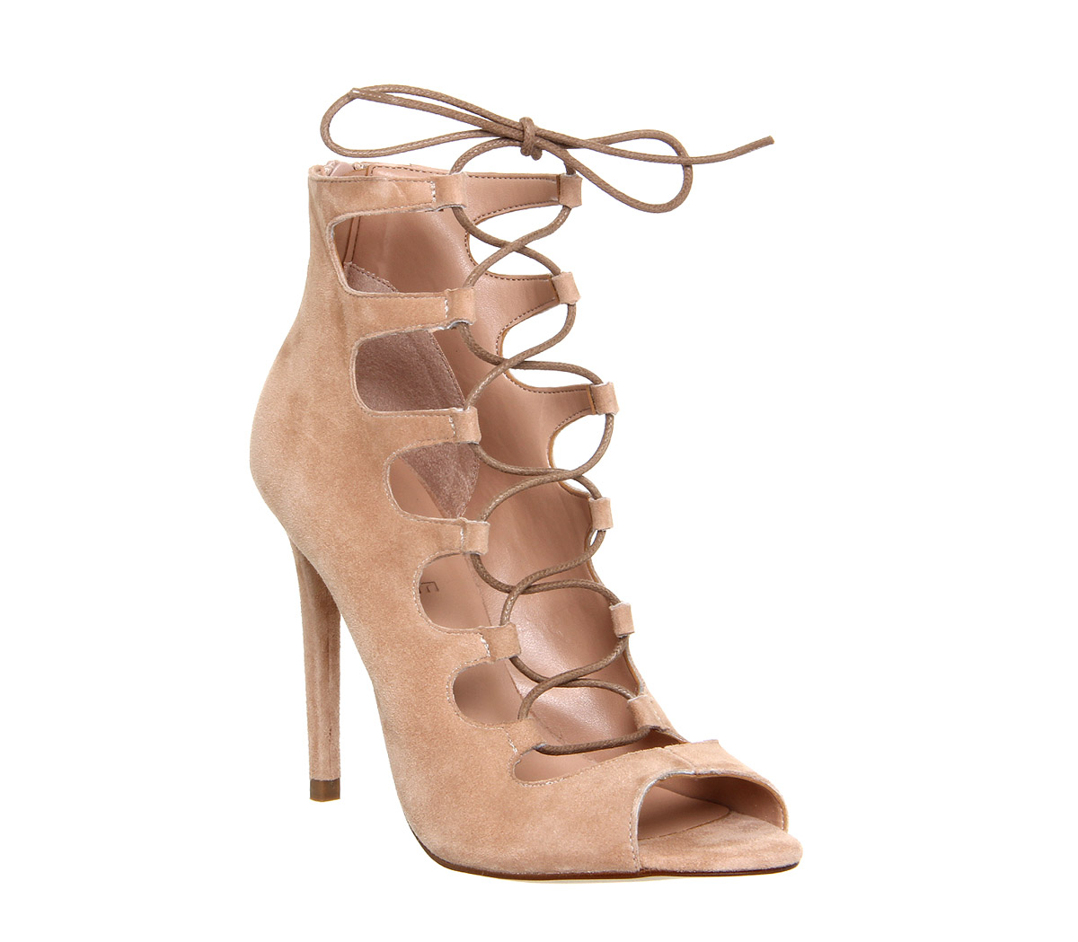 Lace Up Heels For Women