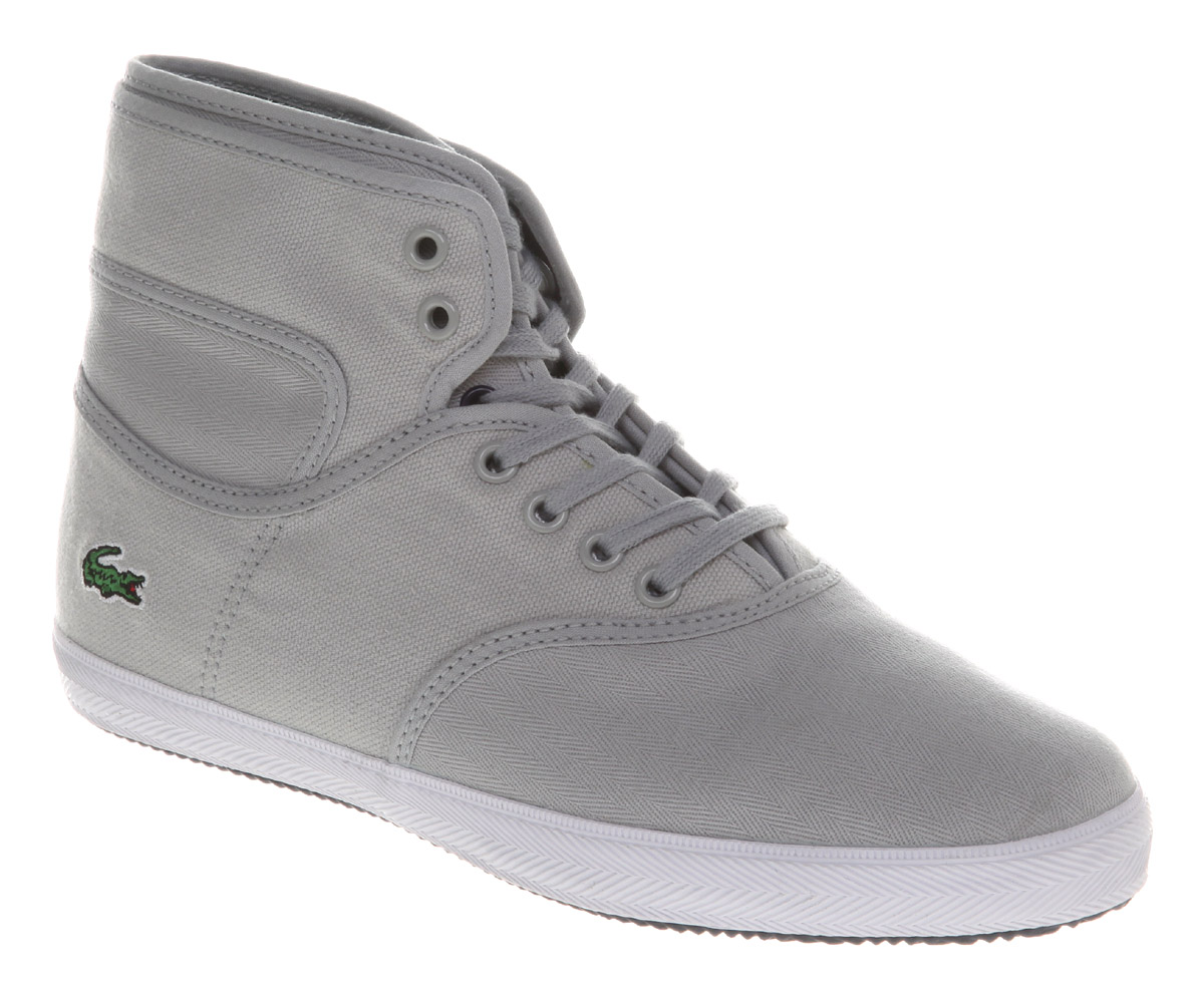 Lacoste Women's Shoes, L27 W Sneakers - Polyvore