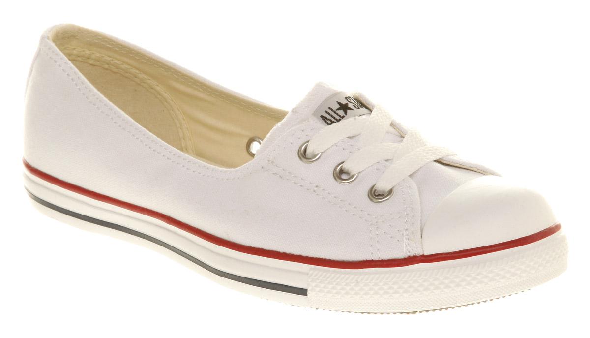 Converse No Laces Womens Shoes