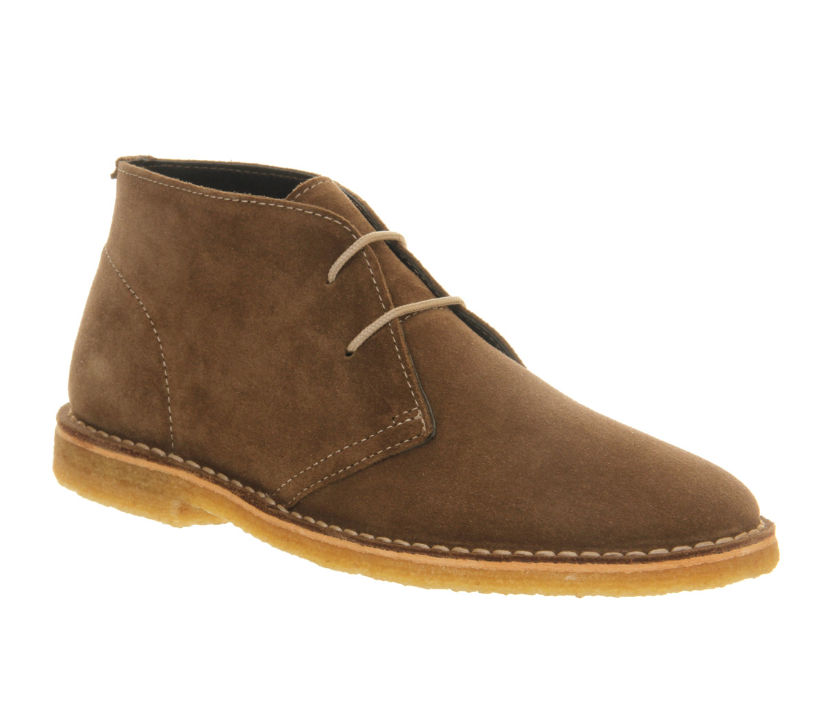 Mens Desert Boots. The Desert Boot is a symbol for cultures in all corners of the globe. It's silhouette defines cool, intelligence and style for decades to come.