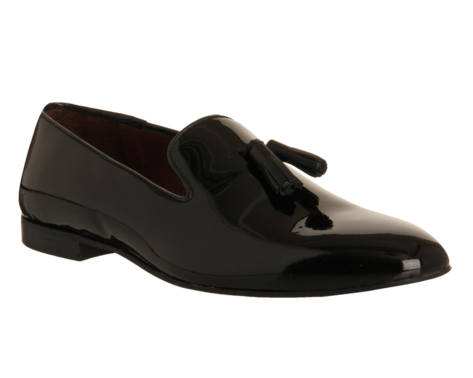Laurence Dacade Raphael Daisy Patent Leather Loafer Details Laurence Dacade patent leather loafer with daisy appliqué.
