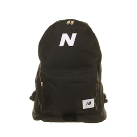 3bbdbf021d0 Accessories New Balance Mellow Backpack BLACK BLACK WHITE ...