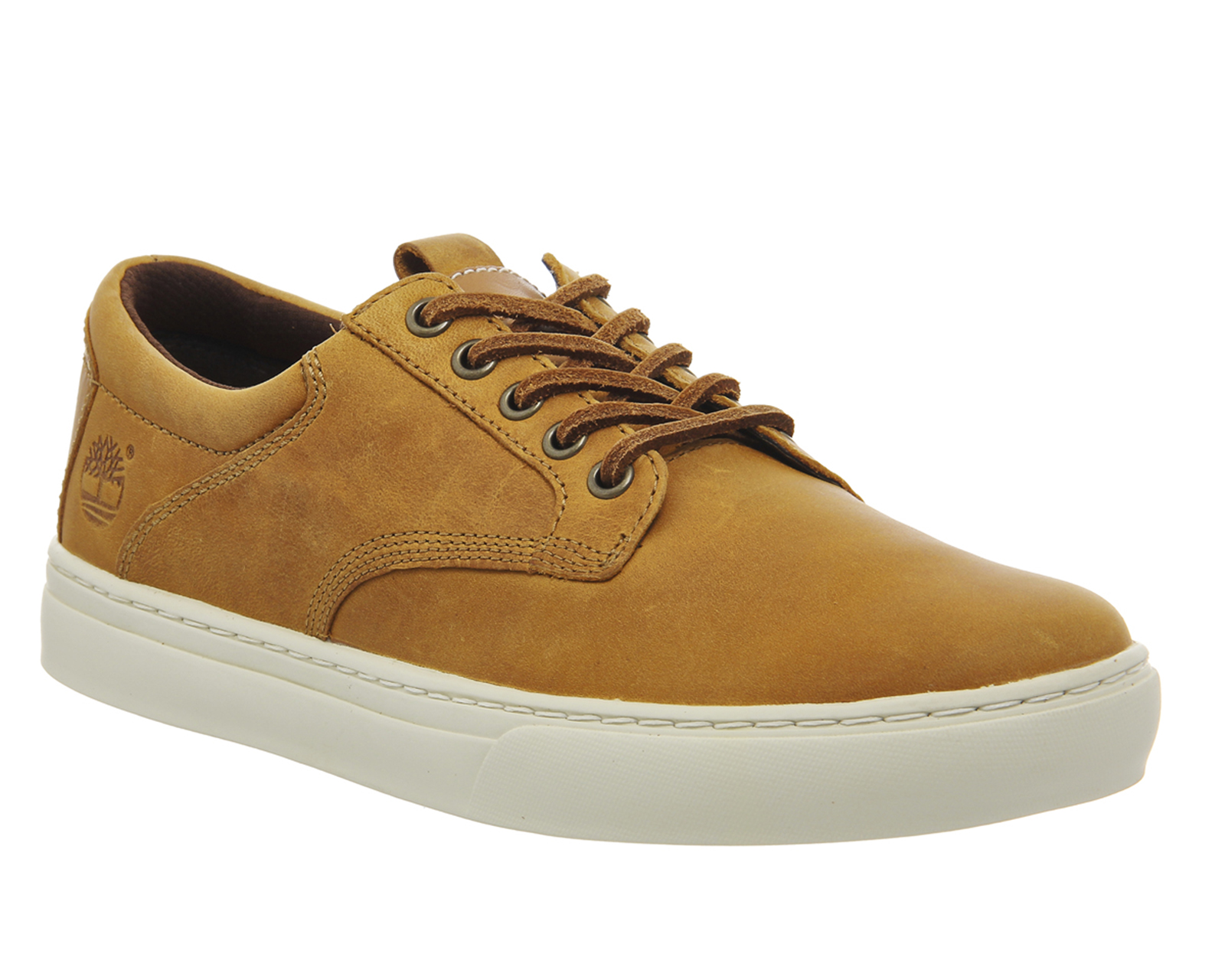 Timberland Casual Shoes Adventure 2.0 Cupsole Oxford Wheat Leather