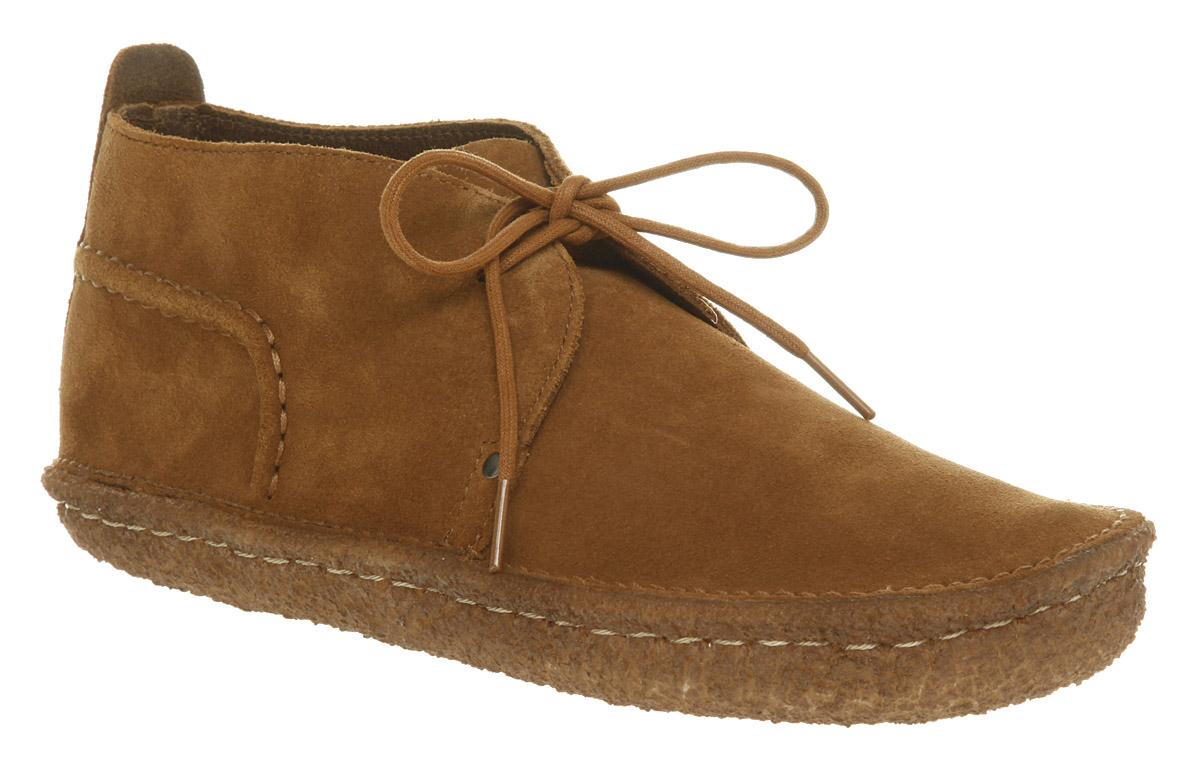 Clarks Mens Slip On Rain Shoes