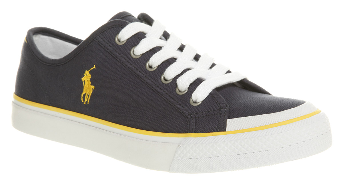 Mens-Ralph-Lauren-Chancery-Navy-Shoe-Trainers-Shoes