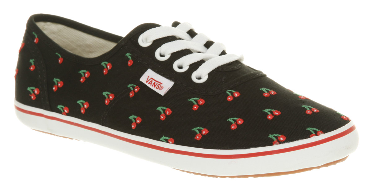 Model Vans Women39s Authentic Shoes  Black  Free Shipping