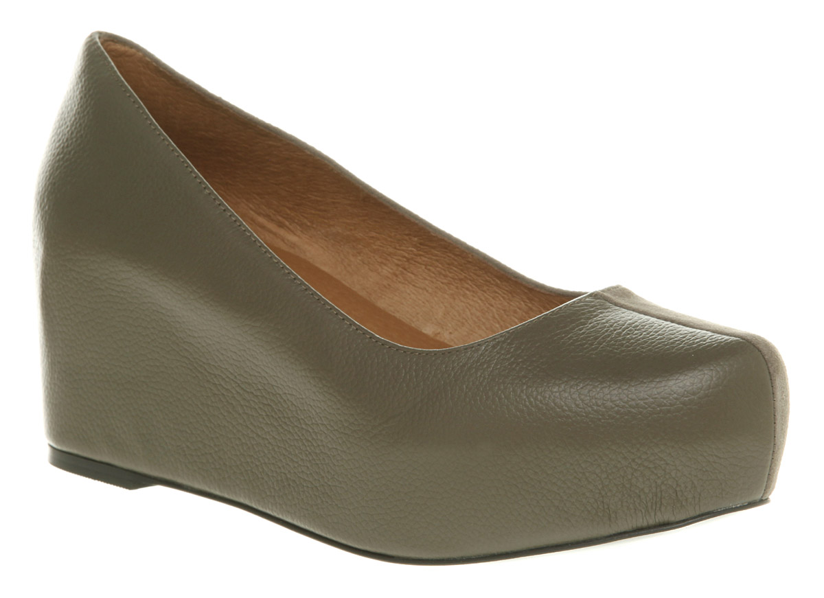 Womens-Office-Willow-Paige-Grey-Kid-Suede-Heels-Shoes