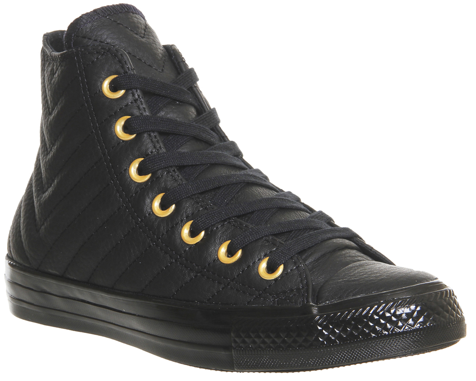 Converse Leather Sneakers Black. Mens Converse All Star Hi ... 90362b609