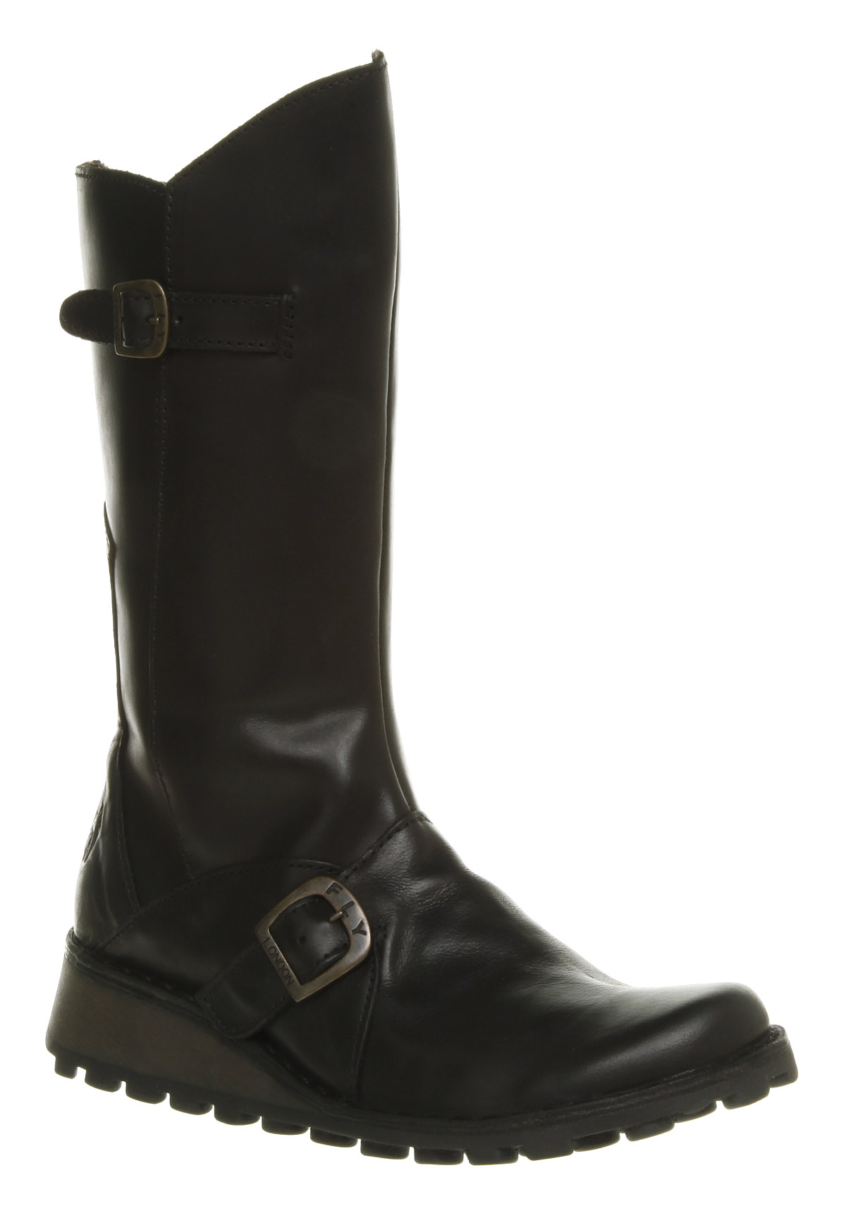 Womens-Fly-London-Mes-Wedge-Calf-Boot-Black-Rugged-Boots