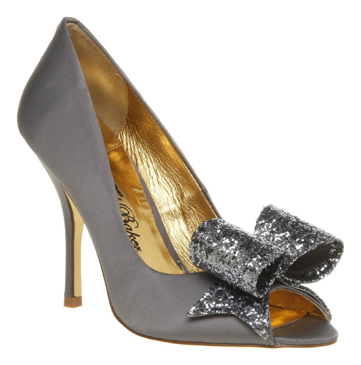 8f37dce7d9a Grey Glitter Sandals ~ Greek Sandals