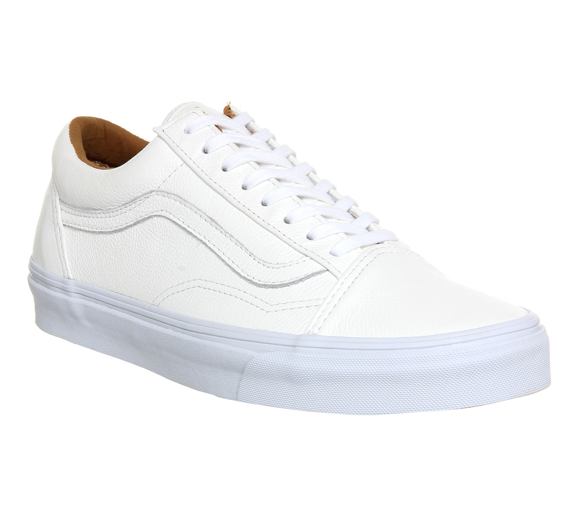 vans weiß old skool