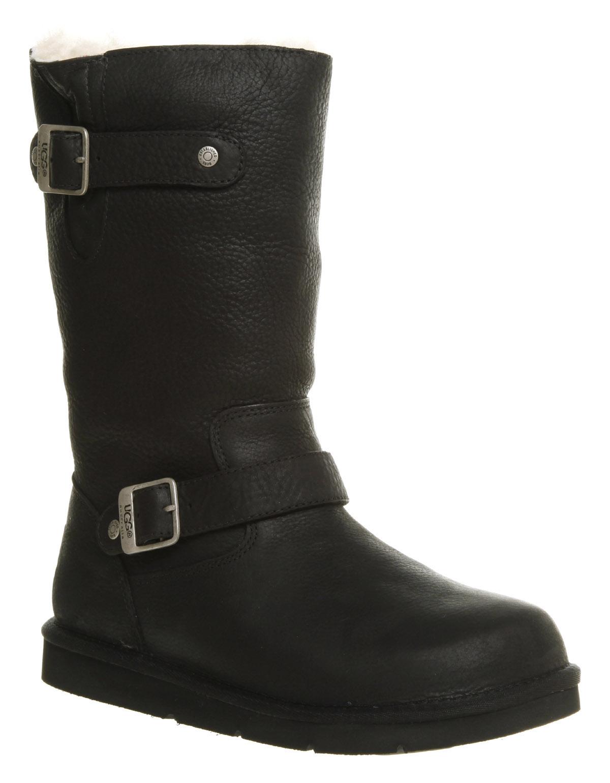 ugg ladies leather boots uk