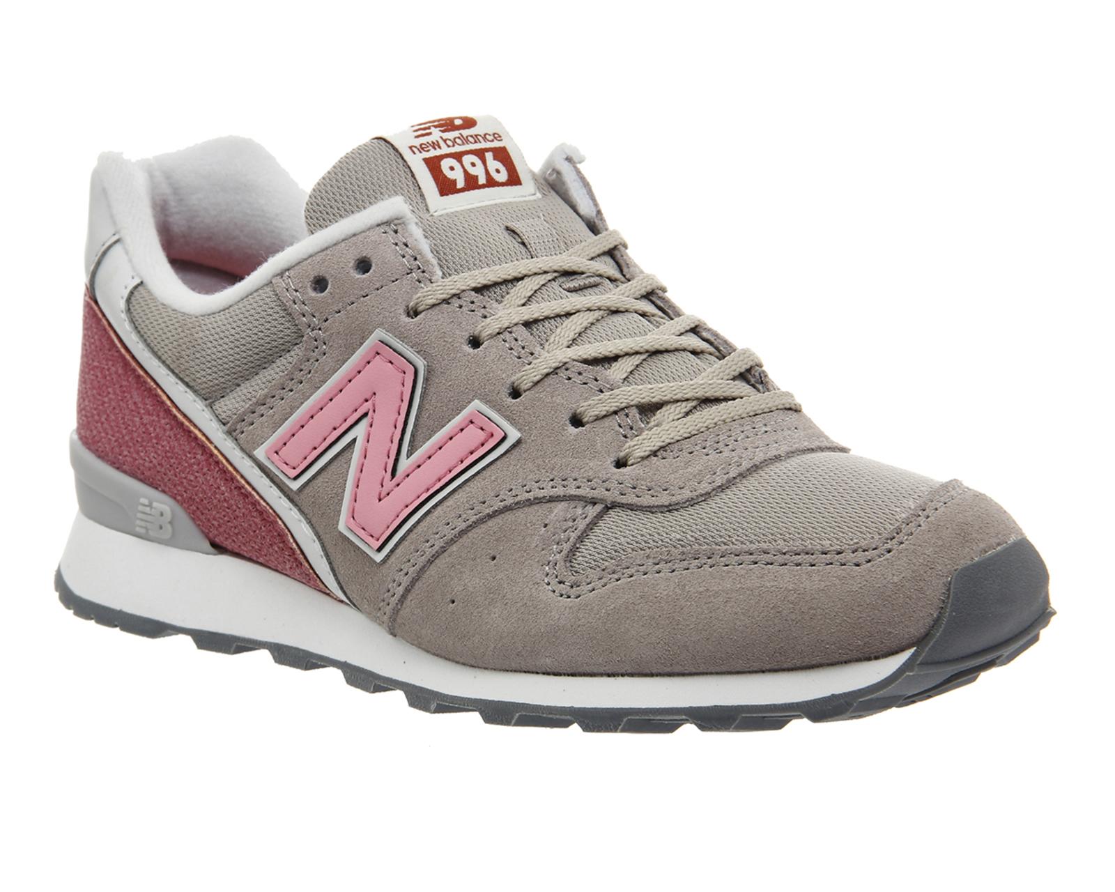 new balance wr996 zapatillas beige rosa zapatillas zapatos. Black Bedroom Furniture Sets. Home Design Ideas