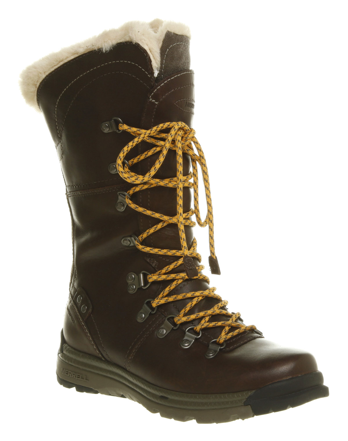 Women Winter Leather Boots | Santa Barbara Institute for