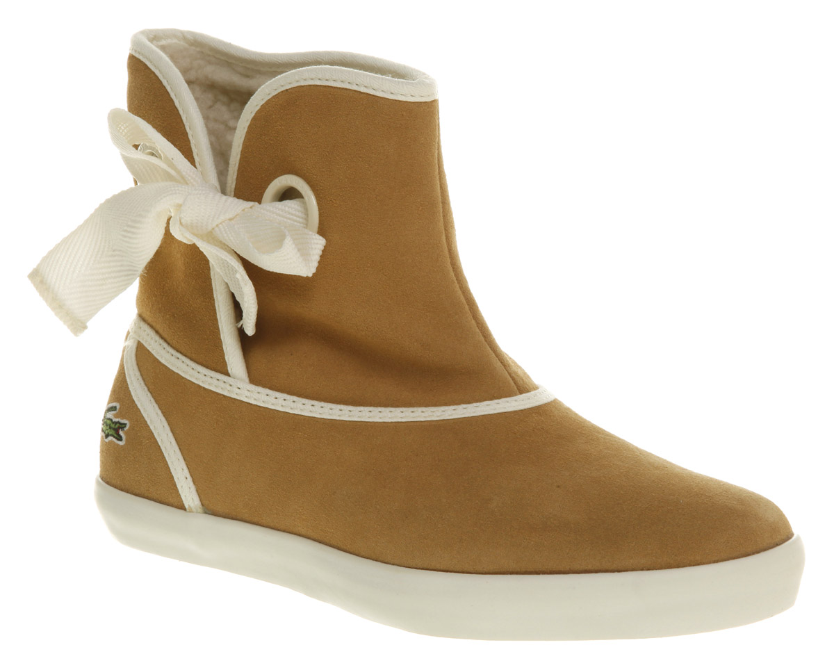 Lacoste Sahira Leather Women's Casual Shoe - 21SPW501 1T4 | Finish
