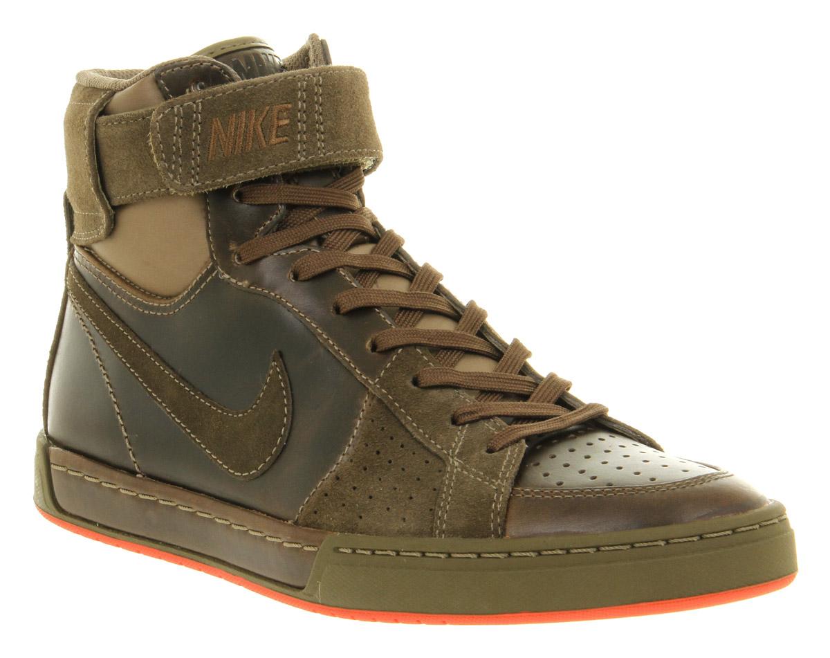 A imagem está carregando Mens-Nike-Air-Flytop-Iguana-Green-Suede-Leather-