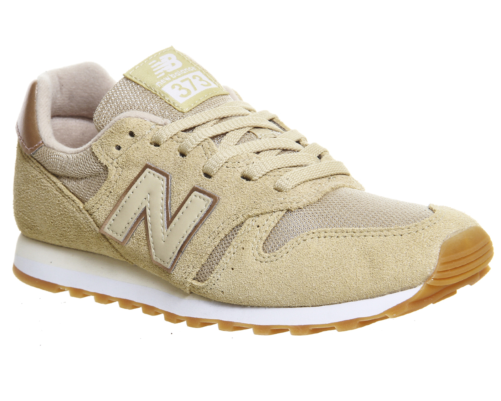 new balance trainers rose gold