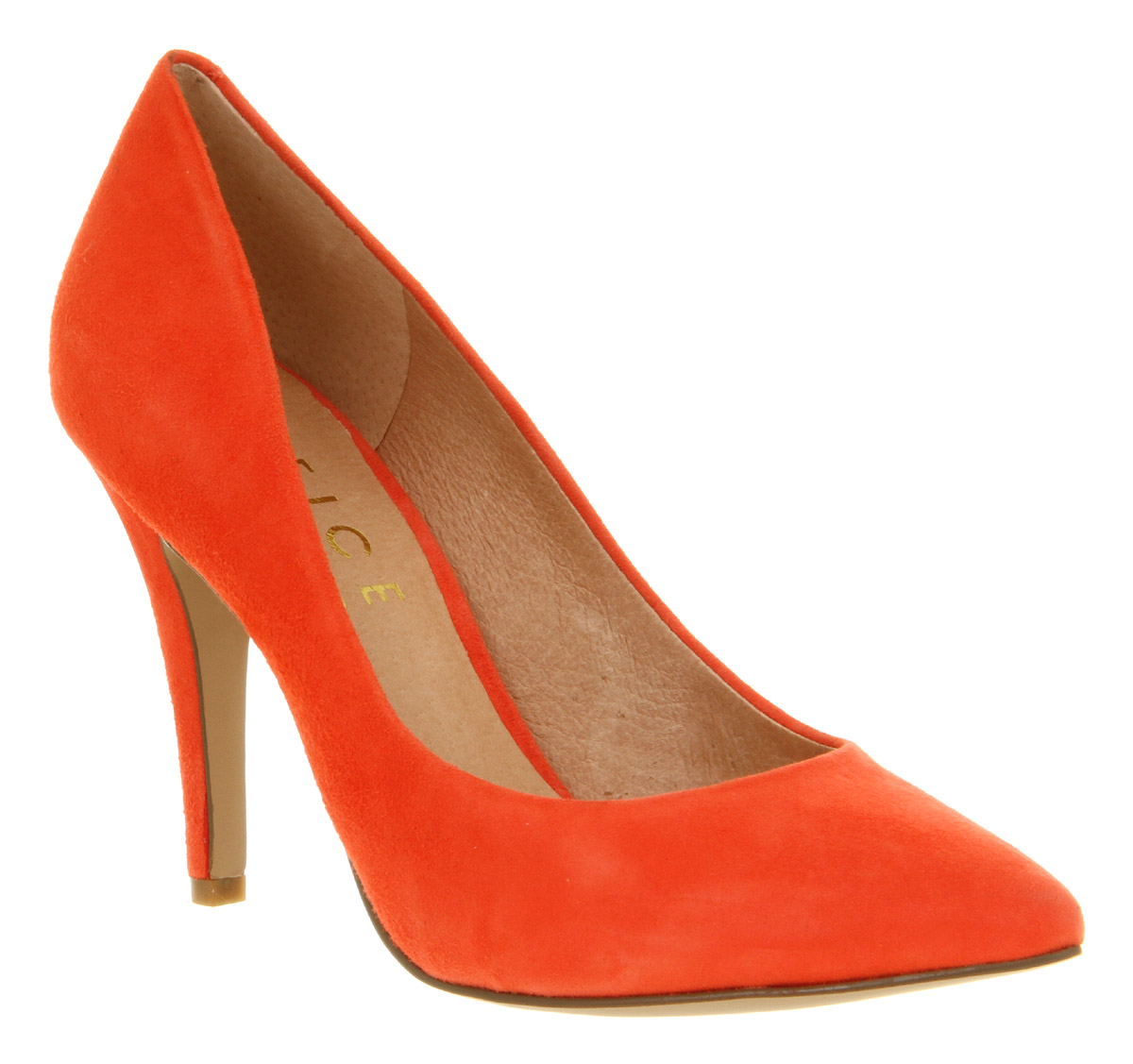 Orange Court Shoes Uk