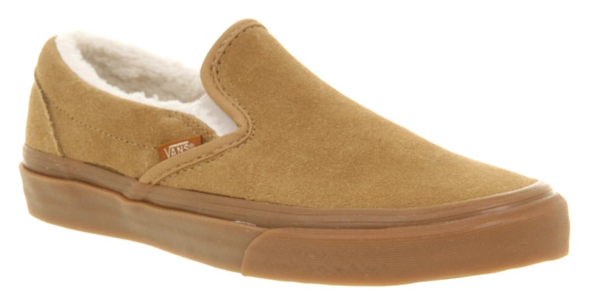 Buy vans shoes with fur inside - 63
