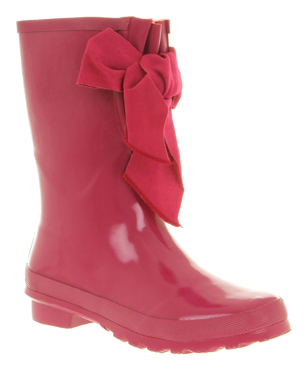 Shop for Women's Pink Rubber inch Mid-calf Rain Boots. Get free shipping at jomp16.tk - Your Online Shoes Outlet Store! Get 5% in rewards with Club O! -