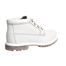 timberland women's nellie chukka double boot off white