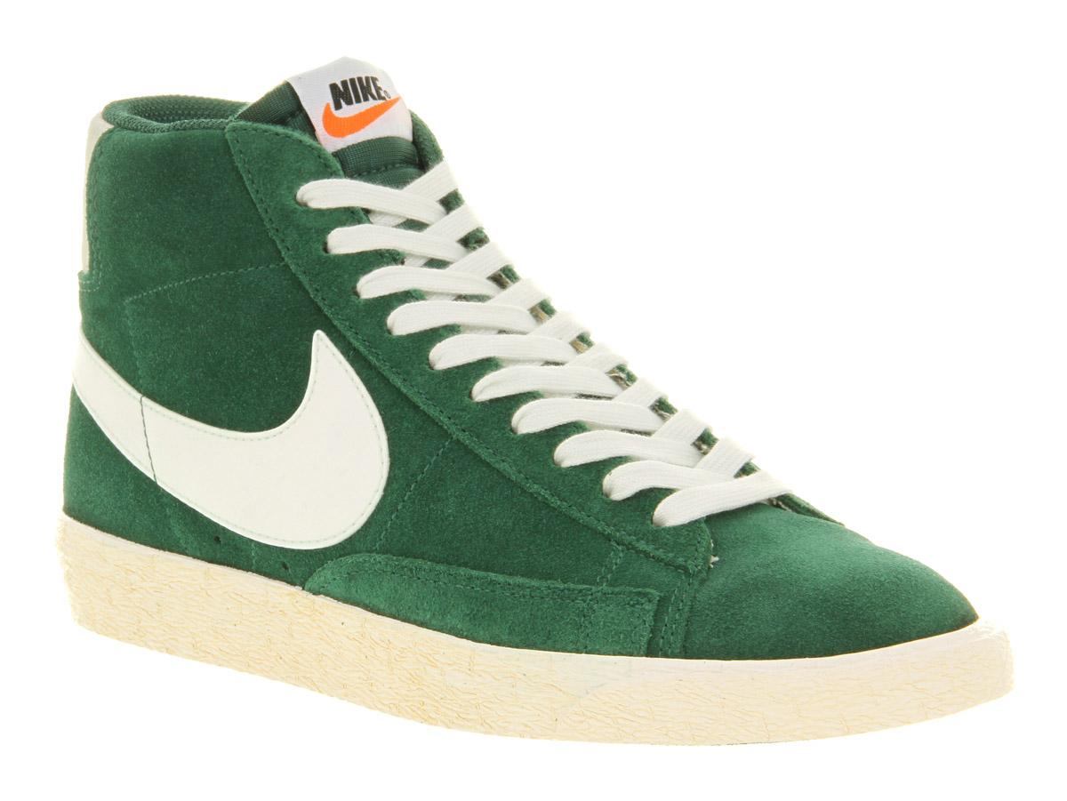 green nike blazer
