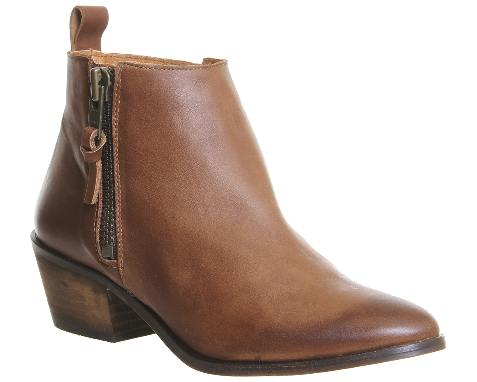 ladies tan leather ankle boots | Gommap Blog