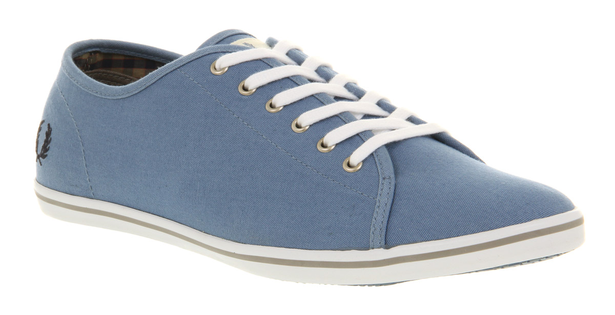 Womens-Fred-Perry-Phoenix-Blue-Jay-Carbon-Trainers-Shoes