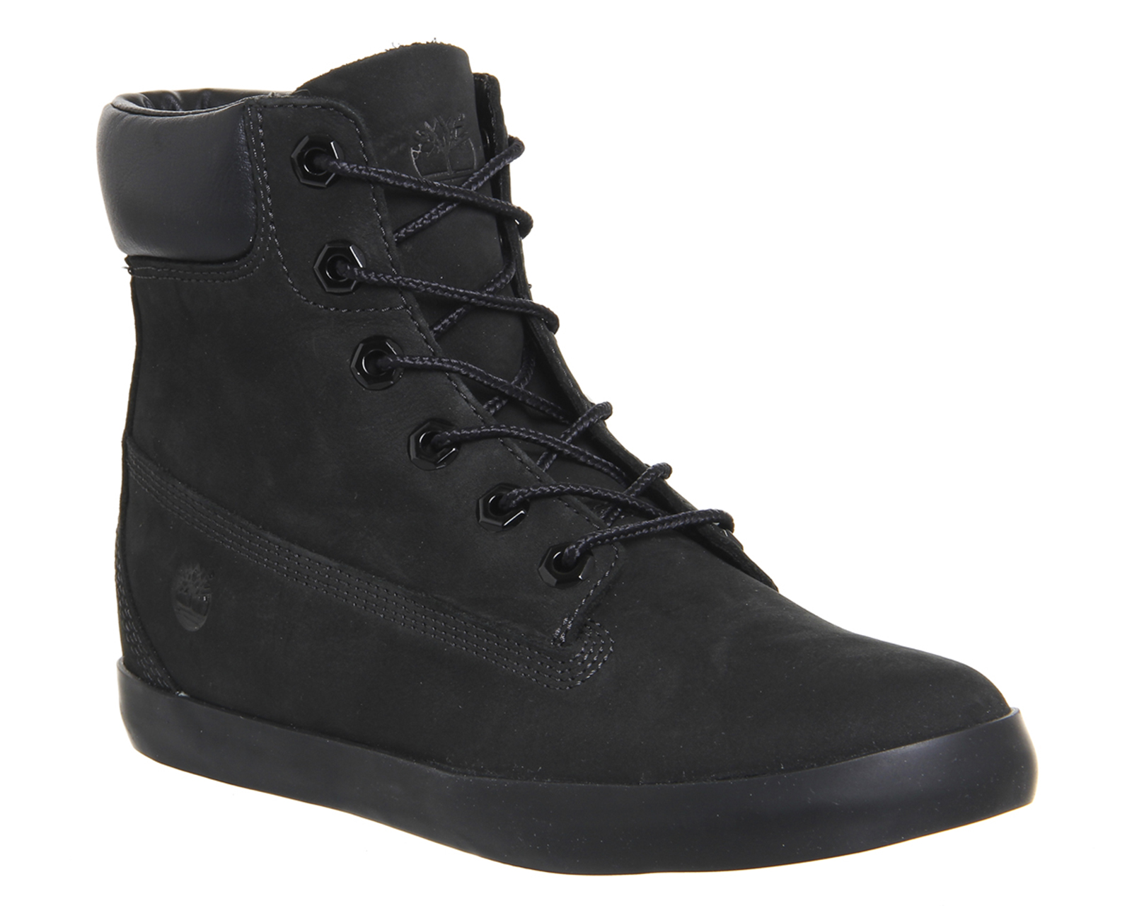 Luxury Timberland Womens Black Premium 14 Inch Boots 8167R | TOWER London