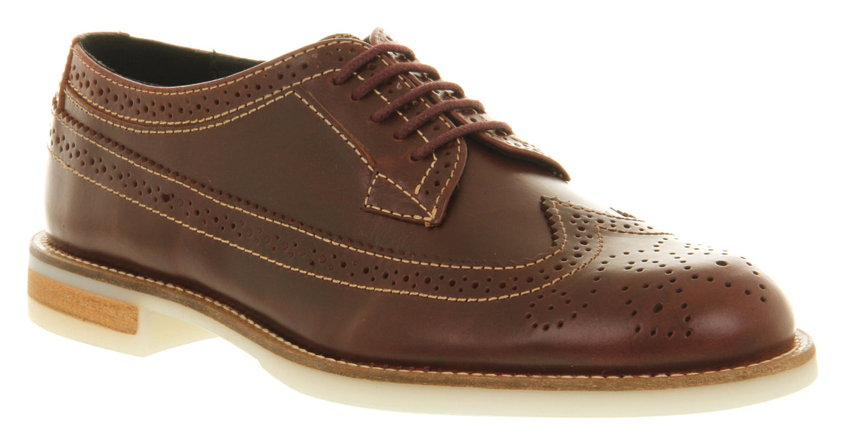 Mens-Swear-Chaplin-11-Brogue-Oxblood-Leather-Formal-Shoes